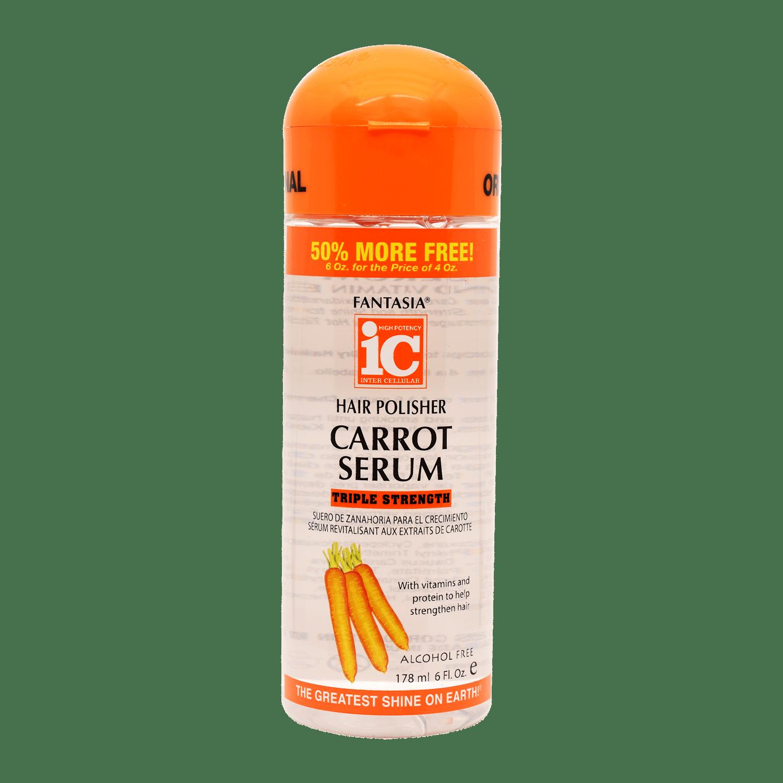 IC Fantasia Hair Polisher Carrot Growth Serum - 6oz