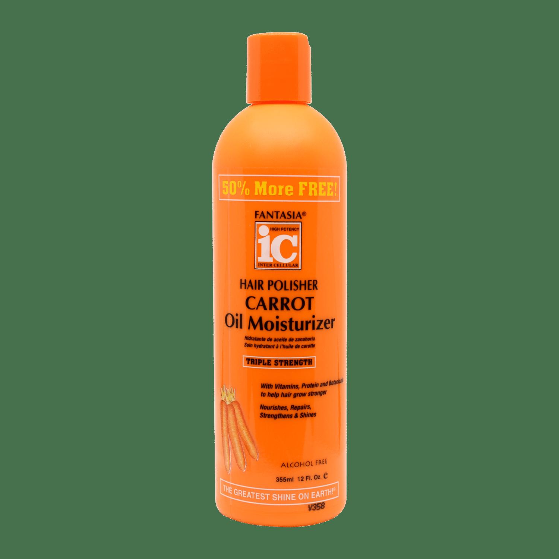 IC Fantasia Carrot Oil Moisturizer - 12oz