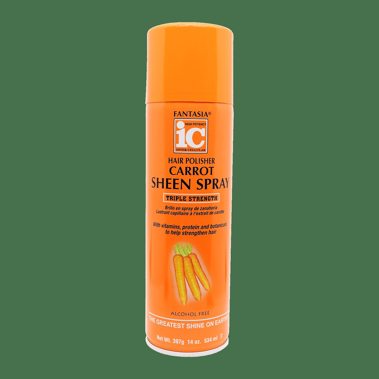 IC Fantasia Carrot Sheen Spray - 14oz