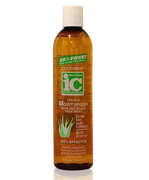 IC Fantasia Coconut Leave-In Hair & Scalp Treatment - 12oz