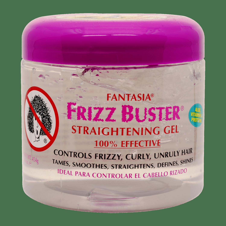 IC Fantasia Frizz Buster Straightening Gel - 16oz