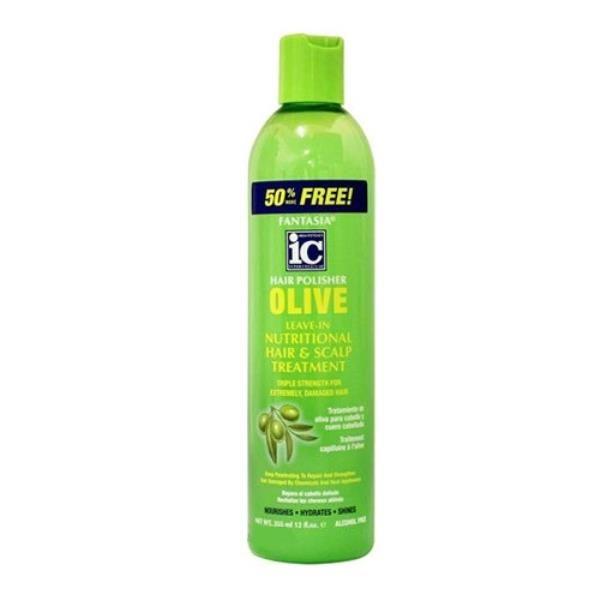 IC Fantasia Olive Leave-in Hair Treatment - 12oz