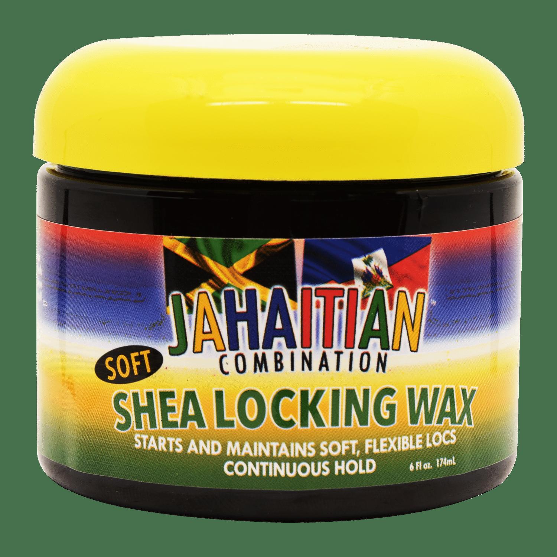 Jahaitian Locking Wax - Soft - 6oz