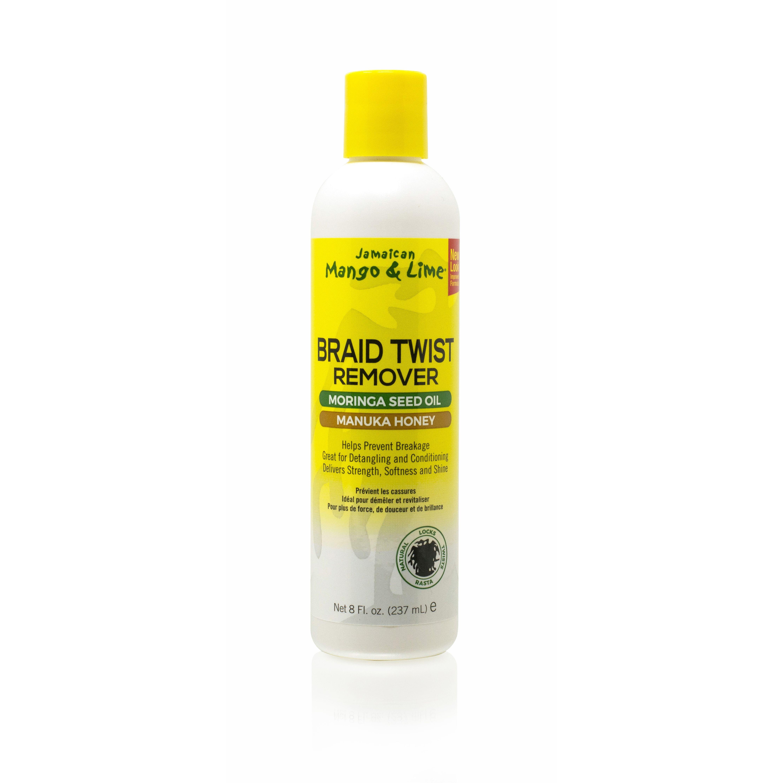Jamaican Mango & Lime Braid Twist Remover - 8oz