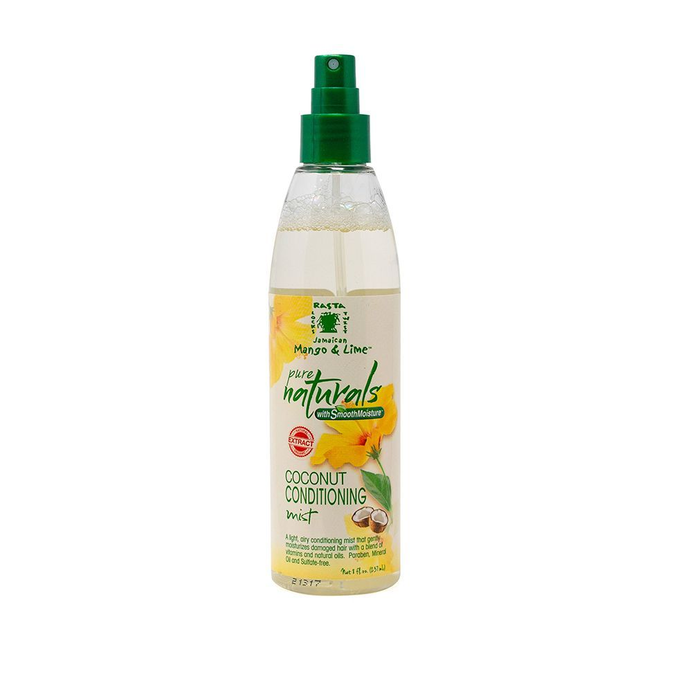 Jamaican Mango & Lime Coconut Conditioning Mist - 8oz