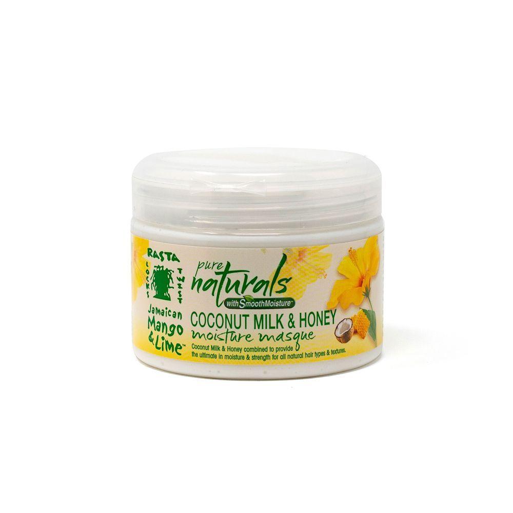 Jamaican Mango & Lime Coconut Milk & Honey Moisture Masque - 12oz