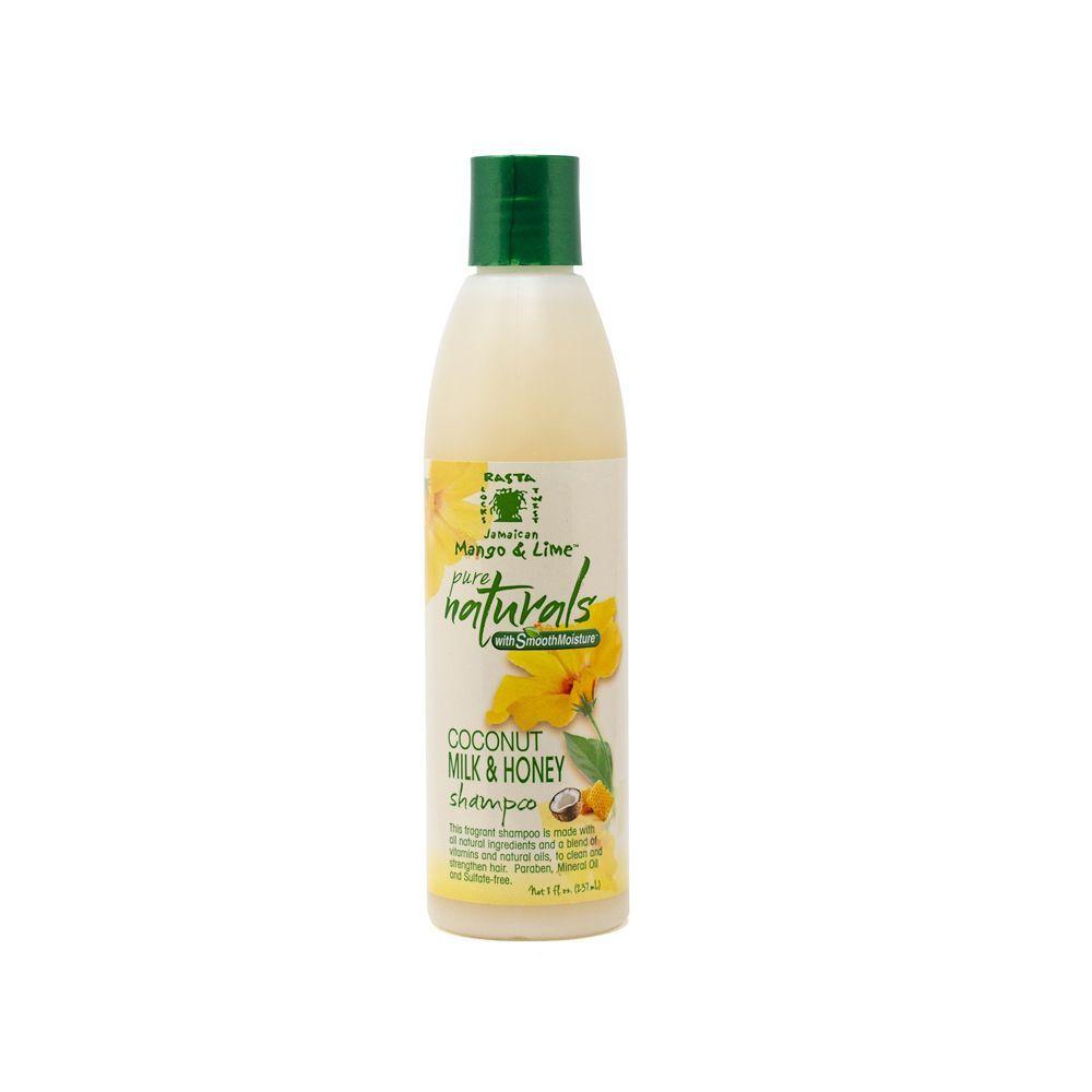 Jamaican Mango & Lime Coconut Milk & Honey Shampoo - 8oz