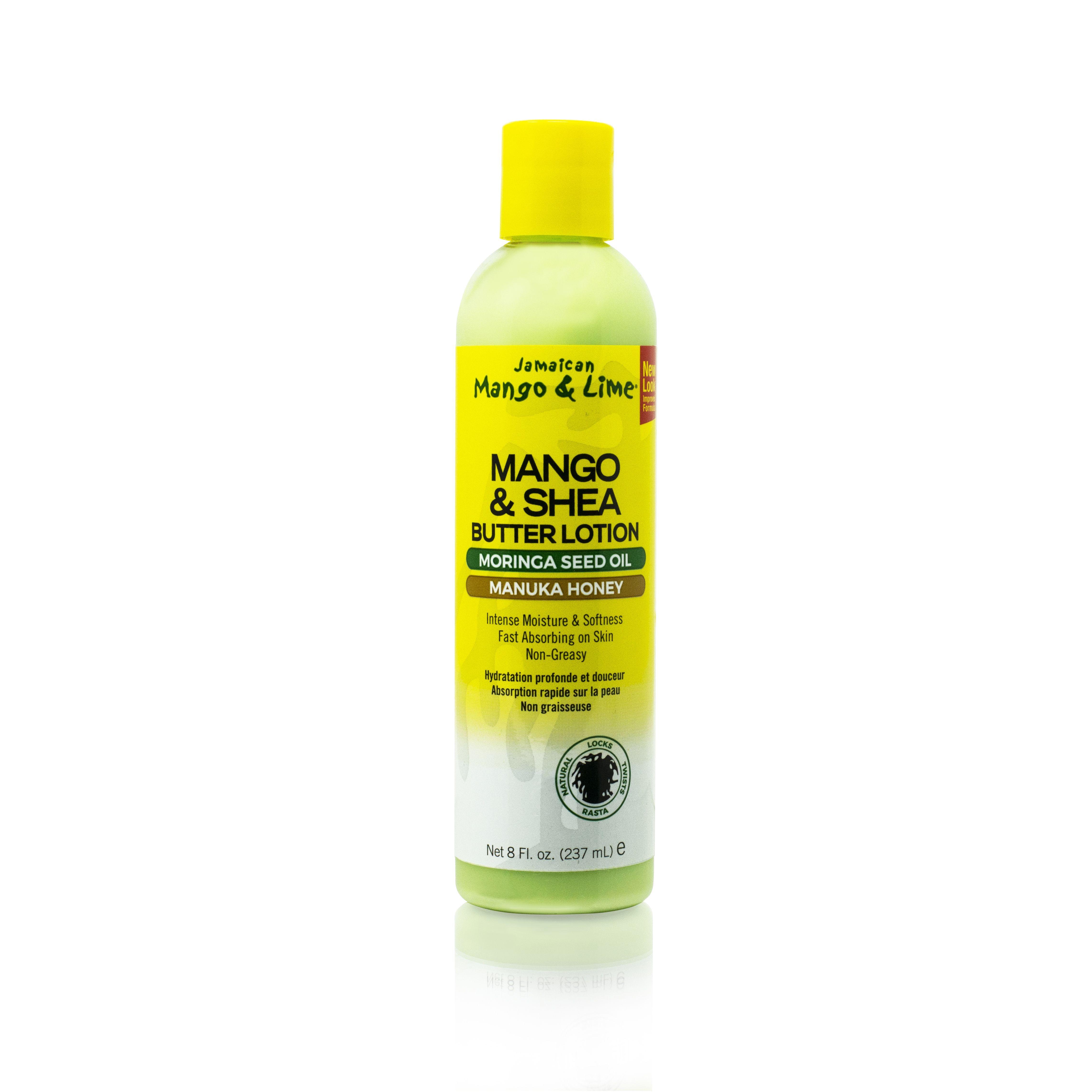 Jamaican Mango & Lime Mango Shea Butter Lotion - 8oz