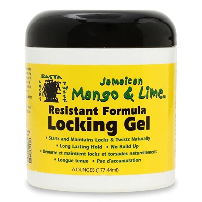Jamaican Mango & Lime Resistant Formula Locking Gel - 6oz