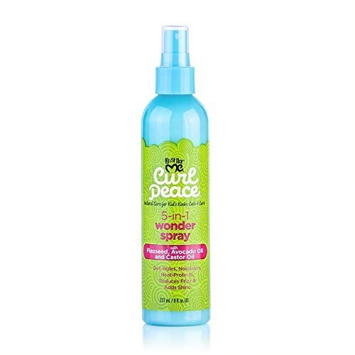 Just For Me Curl Peace 5 In 1 Wonder Spray - 8oz