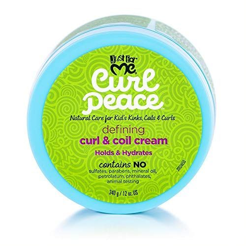 Just For Me Curl Peace Defining Curl & Coil Cream - 12oz