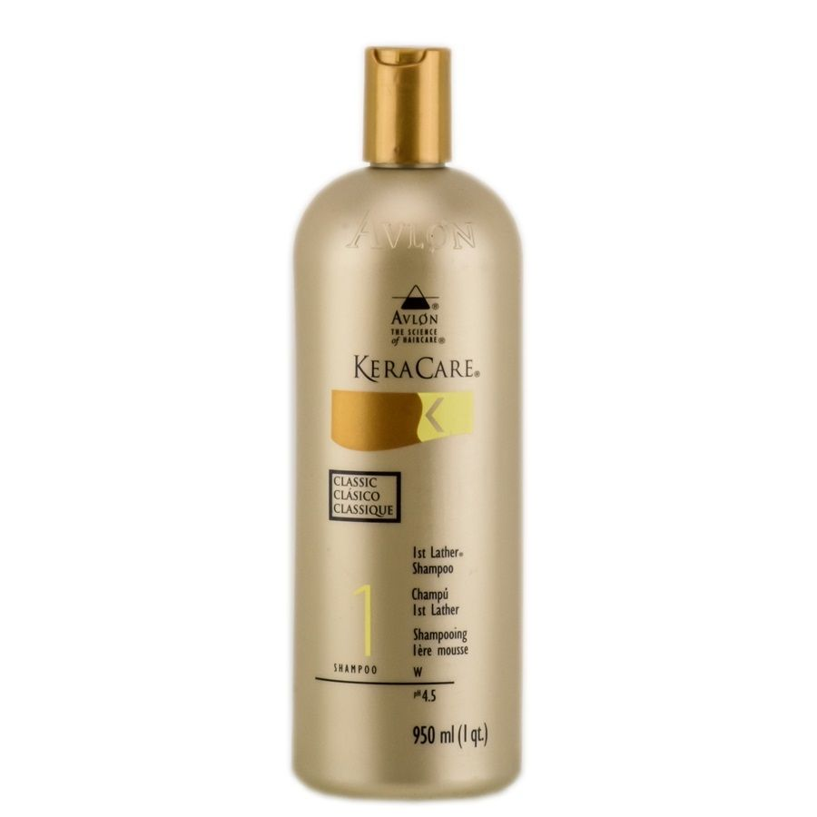 KeraCare 1st Lather Shampoo - 950ml
