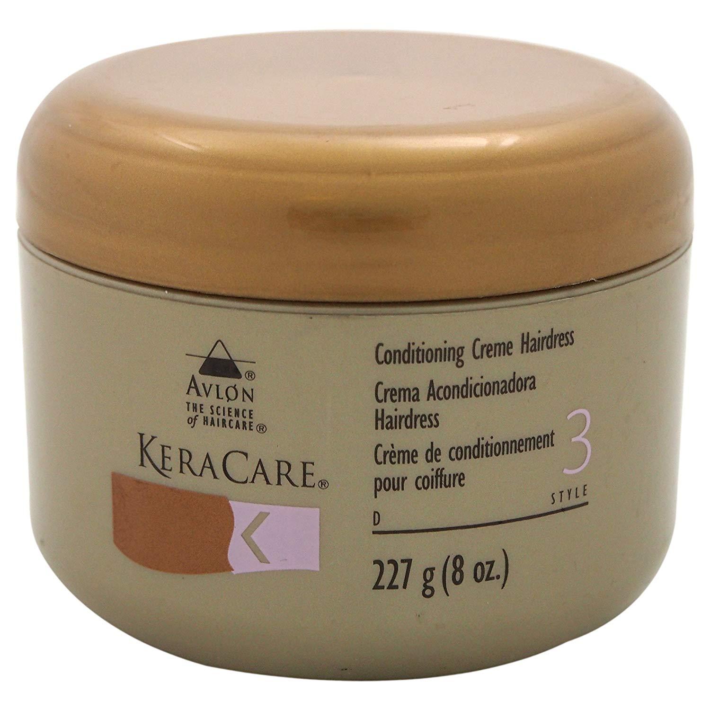 KeraCare Conditioning Creme Hairdress - 8oz