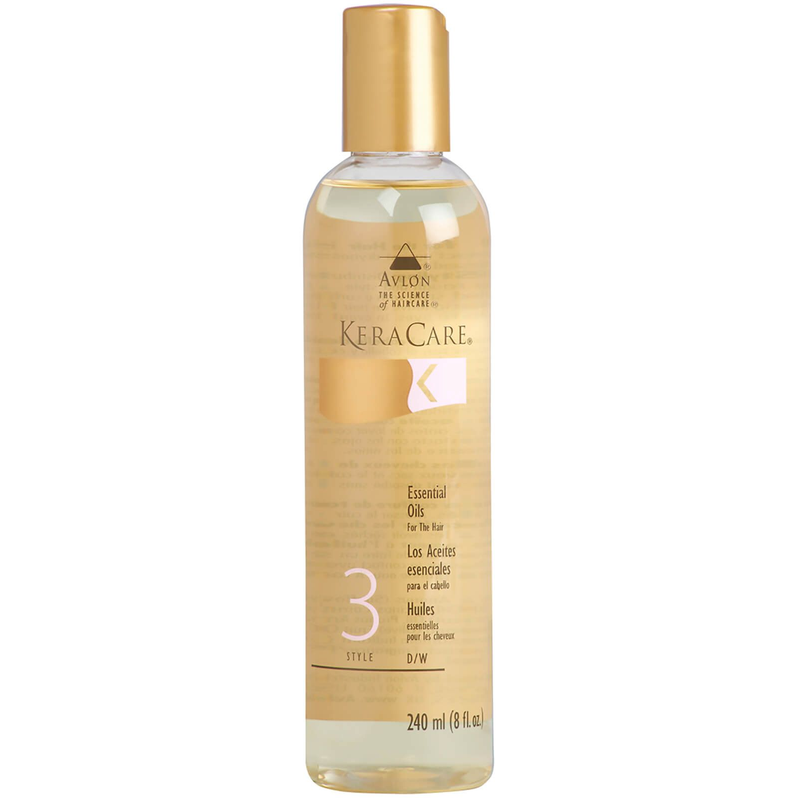 KeraCare Essential Oils for The Hair - 8oz