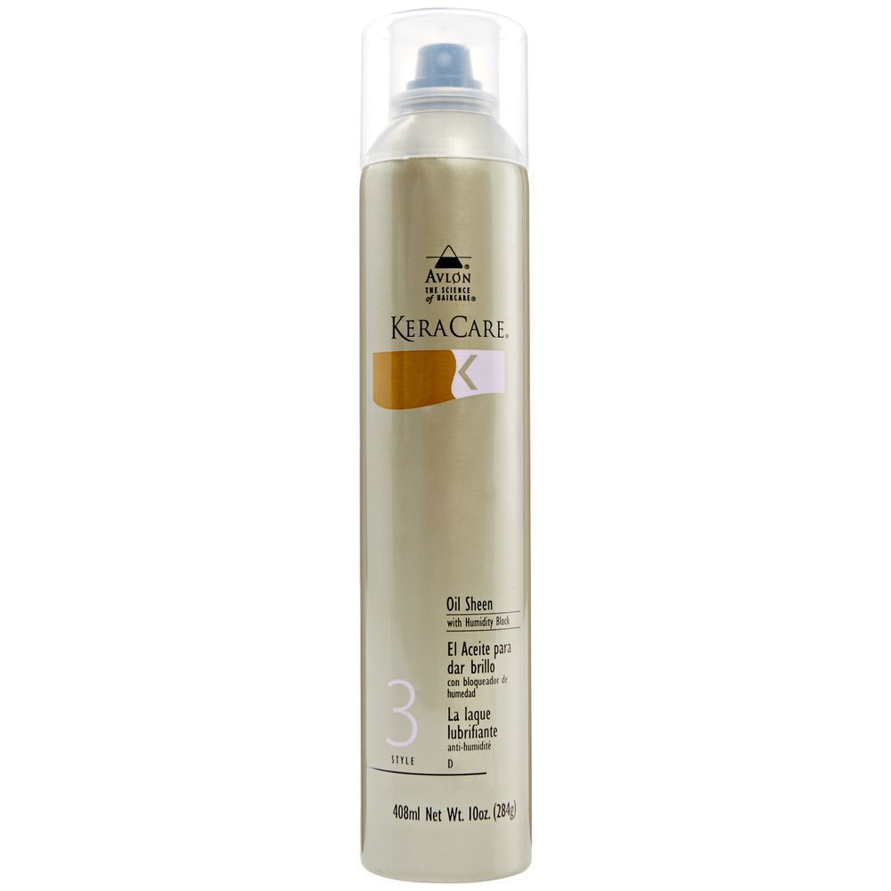 KeraCare Oil Sheen With Humidity Block - 11oz