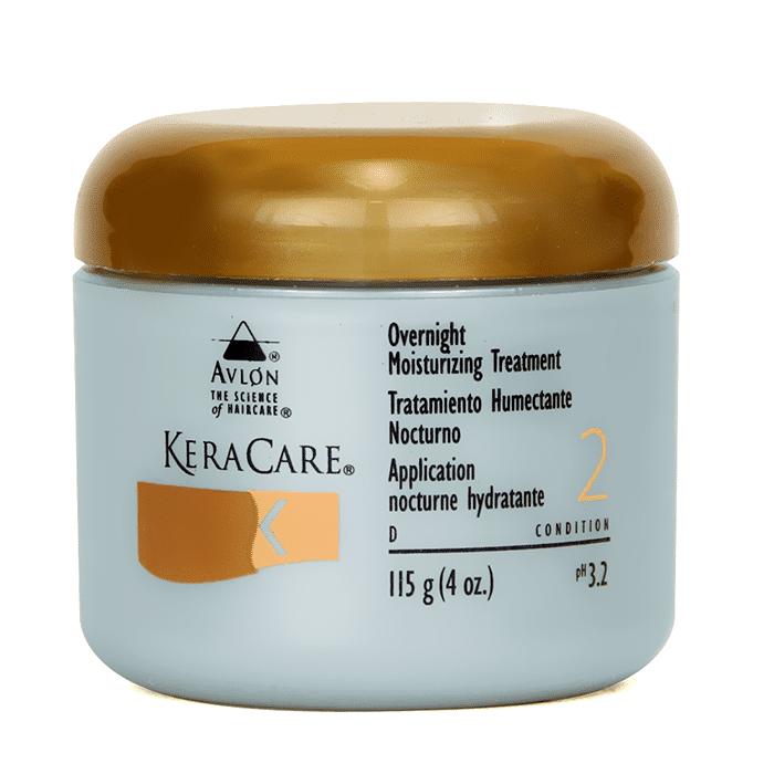 Keracare Overnight Moisturizing Treatment - 4oz