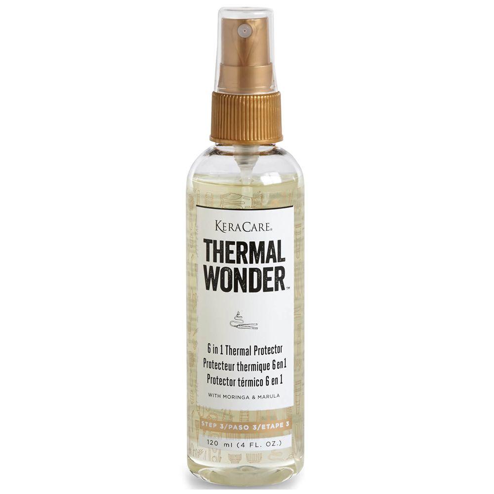 KeraCare Thermal Wonder 6 In 1 Thermal Protector - 4oz