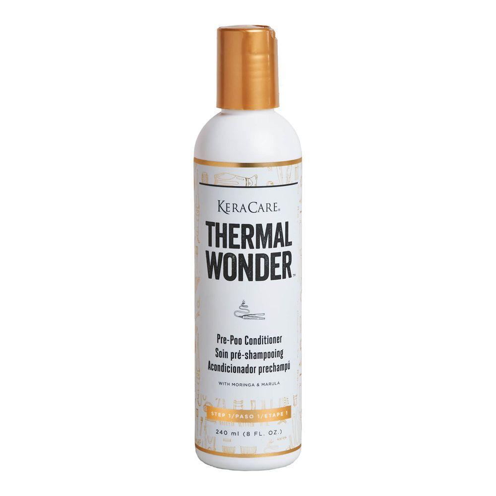 KeraCare Thermal Wonder Pre-Poo Conditioner - 8oz