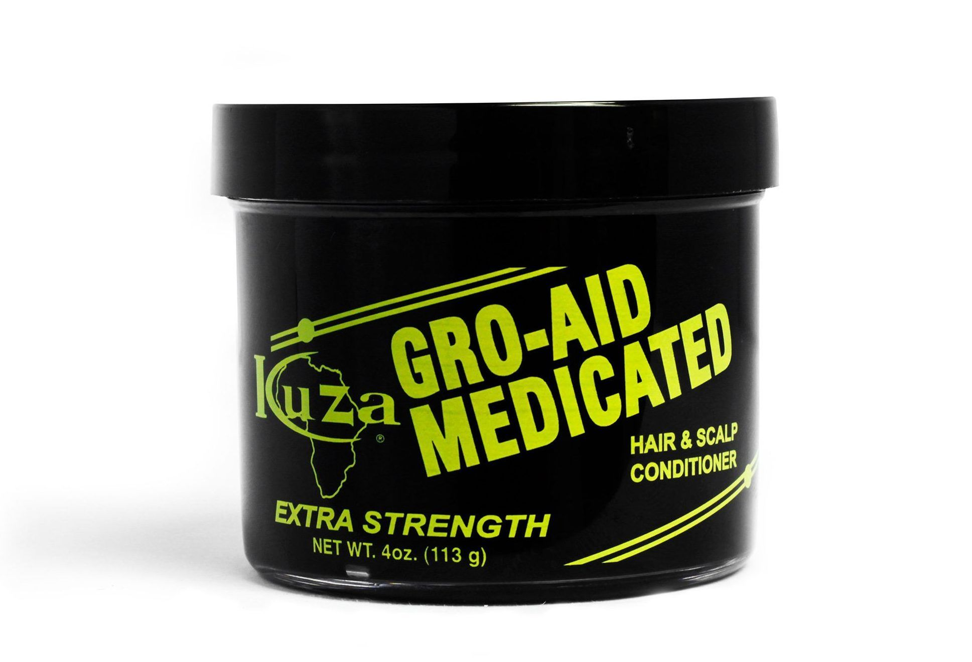 Kuza Gro Aid Medicated - 4oz