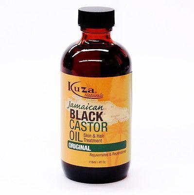 Kuza Jamaican Black Castor Oil Original - 4oz