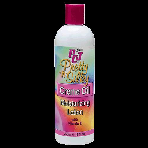 Luster's PCJ Pretty-n-Silky Creme Oil - 355ml