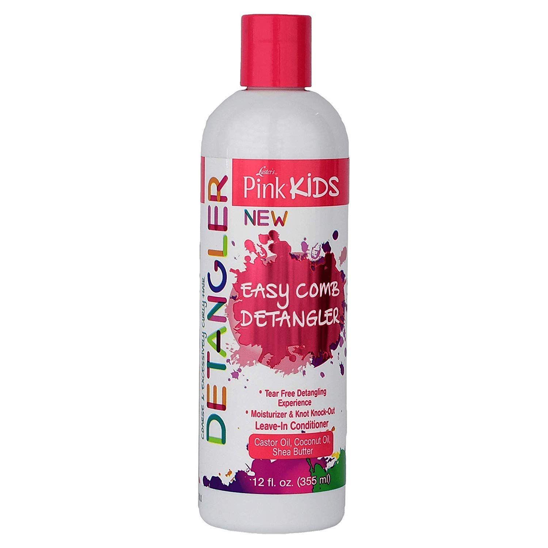 Luster's Pink Kids Easy Comb Detangler - 355ml