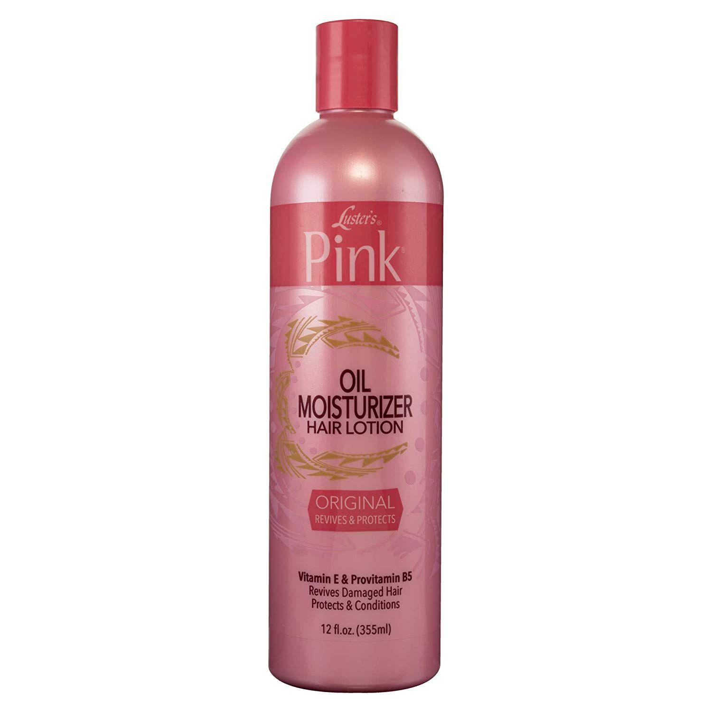 Luster's Pink Original Oil Moisturizer Lotion - 12oz