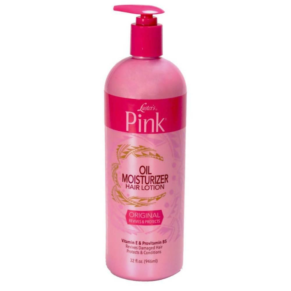 Luster's Pink Original Oil Moisturizer Lotion - 32oz