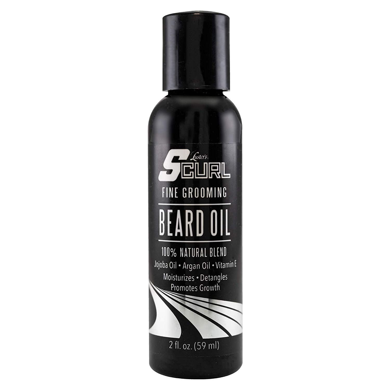 Luster's SCurl Fine Grooming Beard Oil - 59ml
