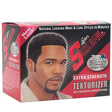 Luster's SCurl Texturizer Kit - Extra Strength