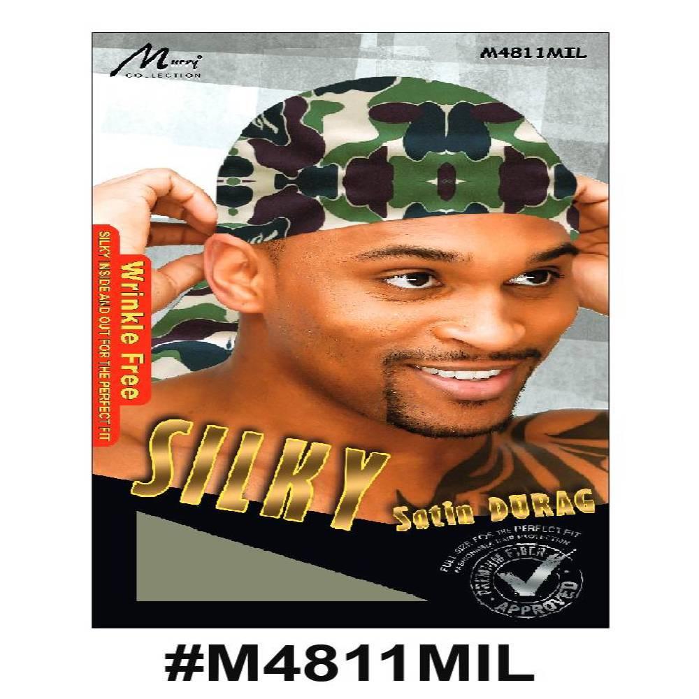 Murry Silky Durag Military - M4811mil