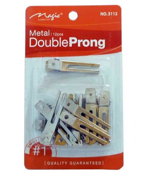 Magic Collection Metal Double Prong - 3112