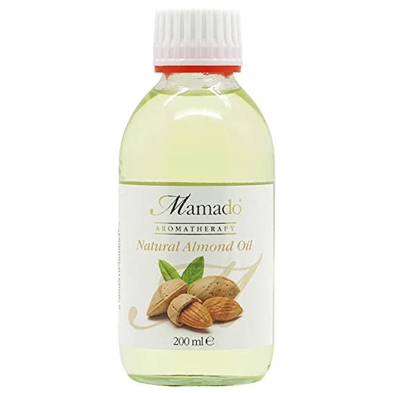 Mamado Almond Oil - 200ml
