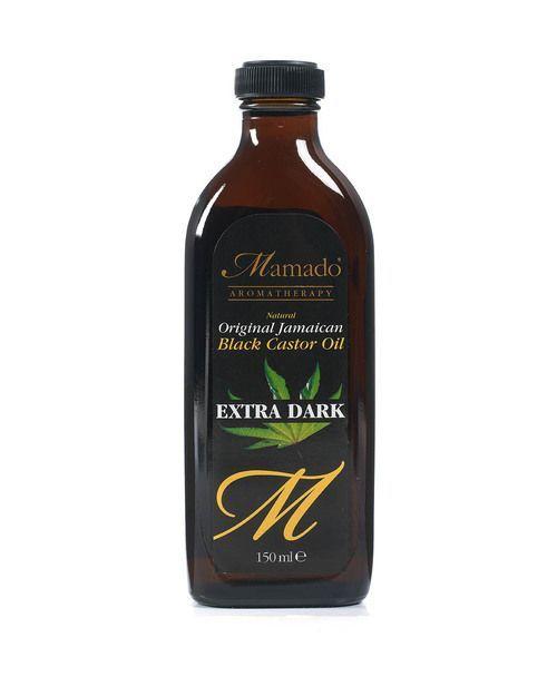 Mamado Jamaican Black Castor Oil Extra Dark - 150ml