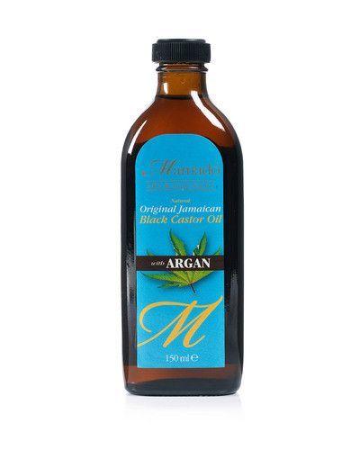 Mamado Jamaican Black Castor Oil With Argan - 150ml