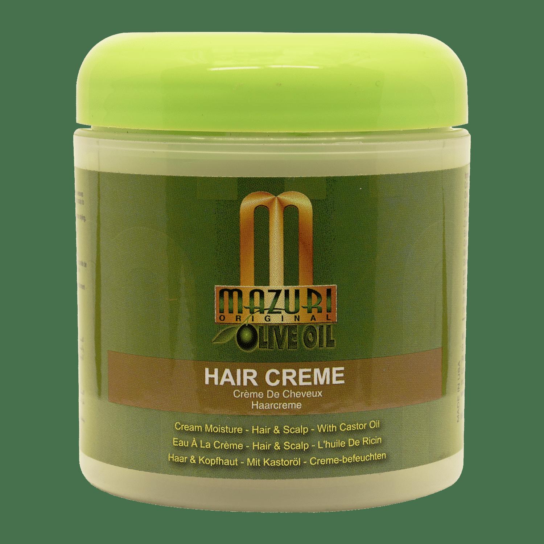 Mazuri Olive Oil Hair Crème - 177ml