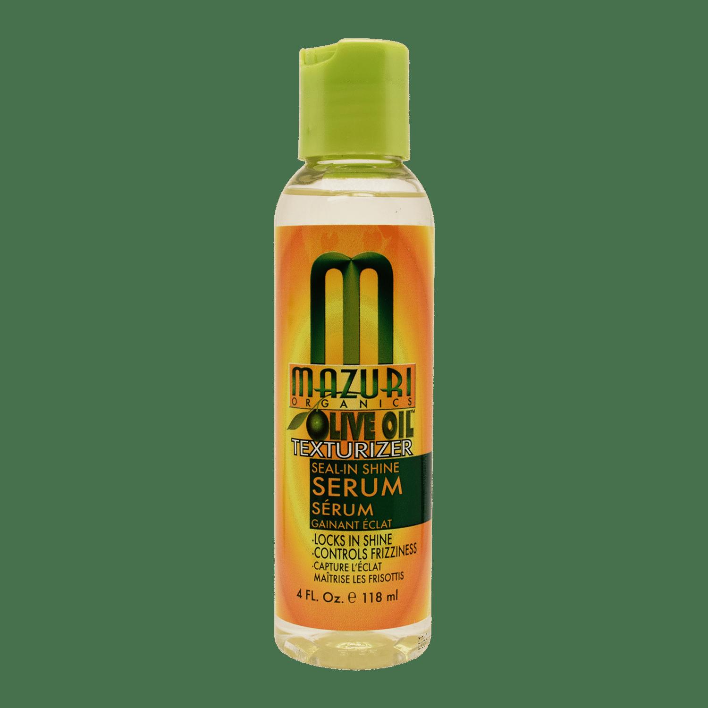 Mazuri Olive Oil Texturizer Seal In Shine Serum - 118ml