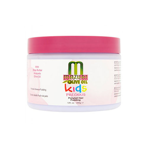 Mazuri Kids Precious Ponytail Hair Pudding - 12oz
