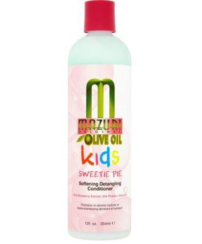 Mazuri Kids Sweetie Pie Softening Detangling Conditioner - 12oz