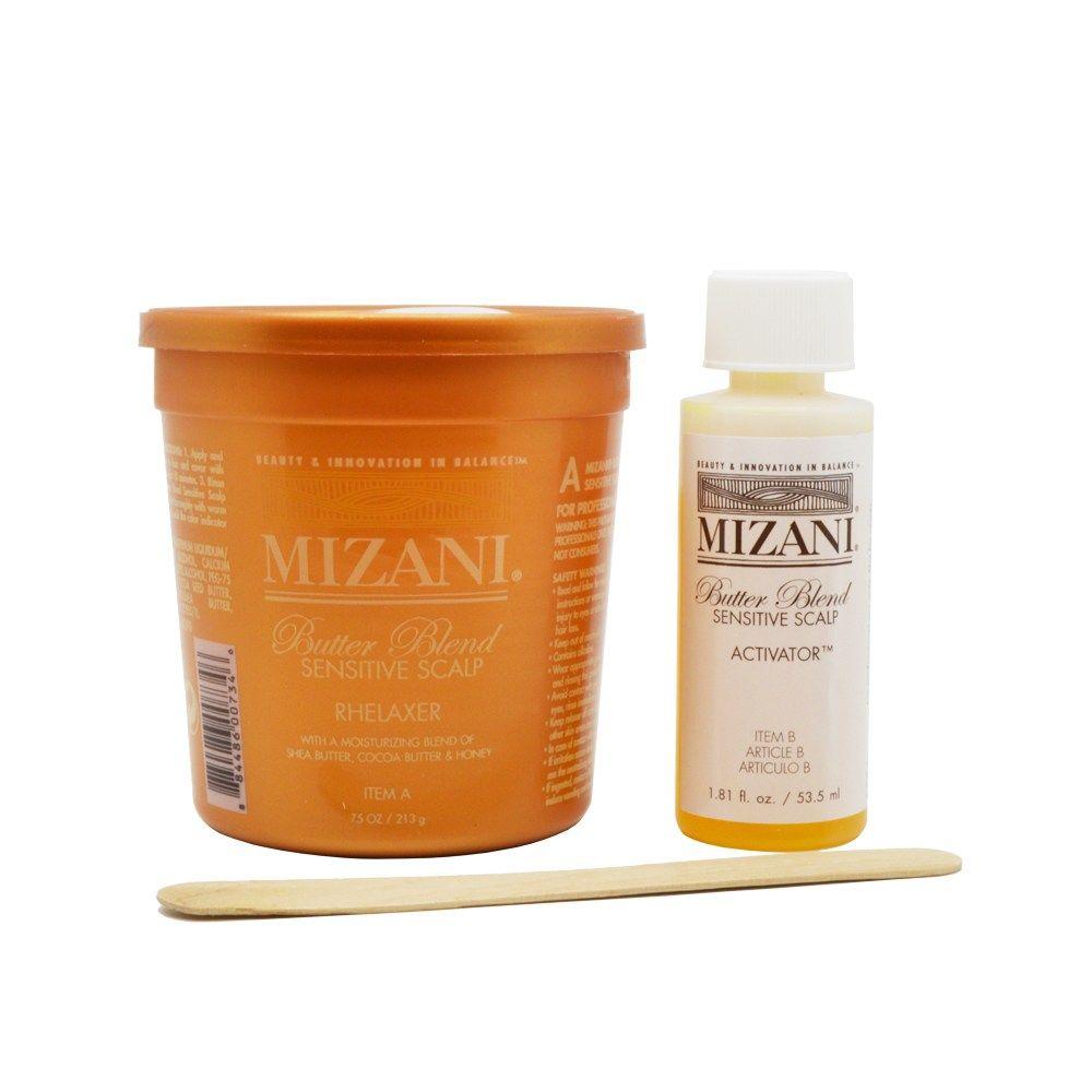 Mizani Butter Blend Sensitive Scalp Relaxer - 4oz