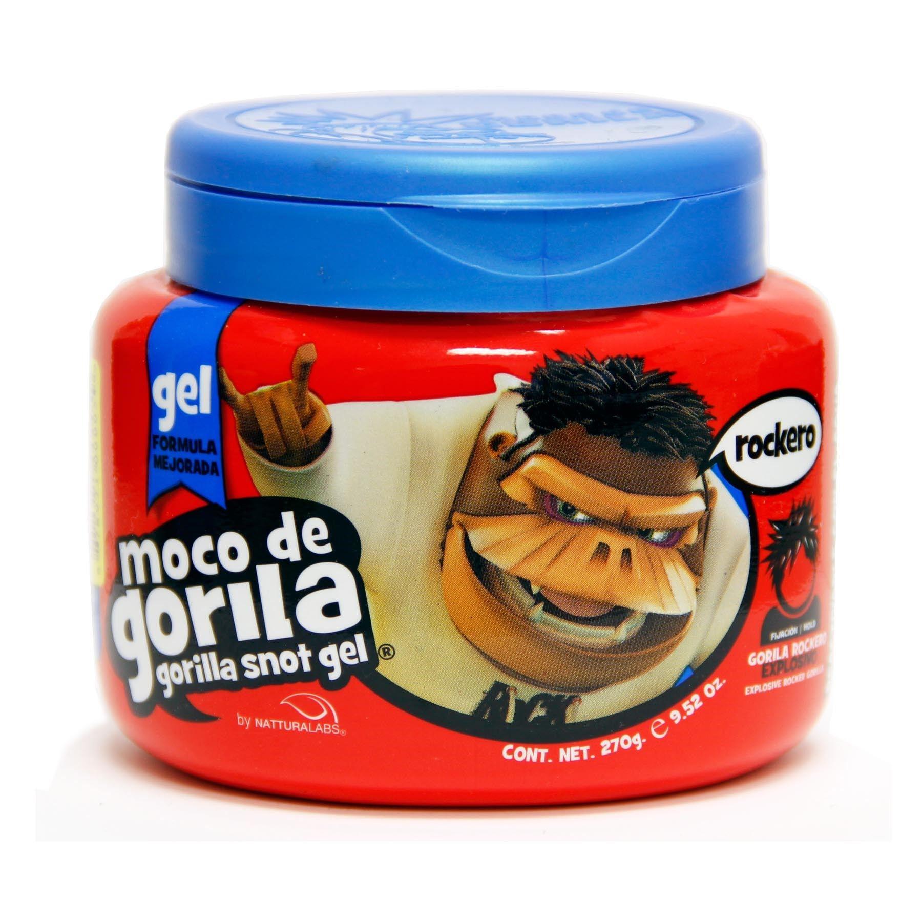 Moco De Gorila Rockero Snot Gel - Red - 270g