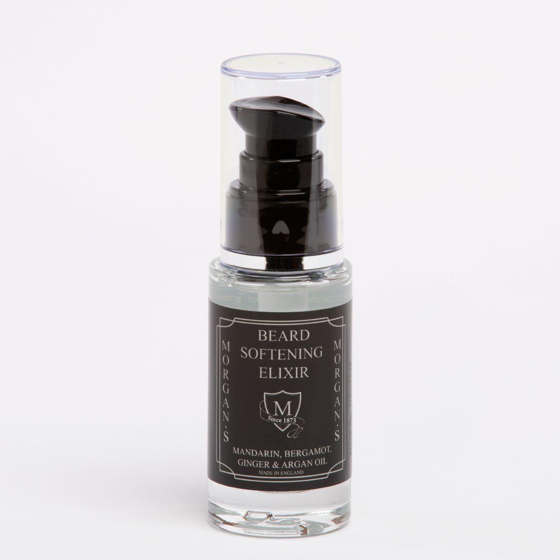 Morgans Beard Softening Elixir - 30ml
