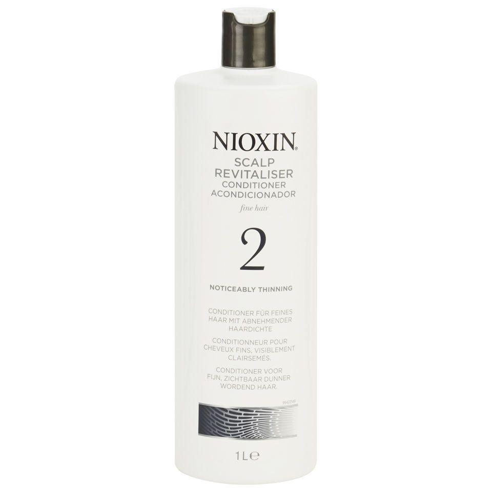 Nioxin System 2 Conditioner - 1000ml
