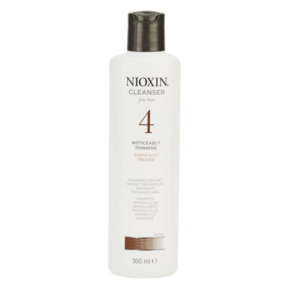 Nioxin System 4 Shampoo - 300ml