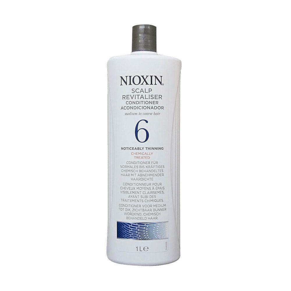 Nioxin System 6 Conditioner - 1000ml