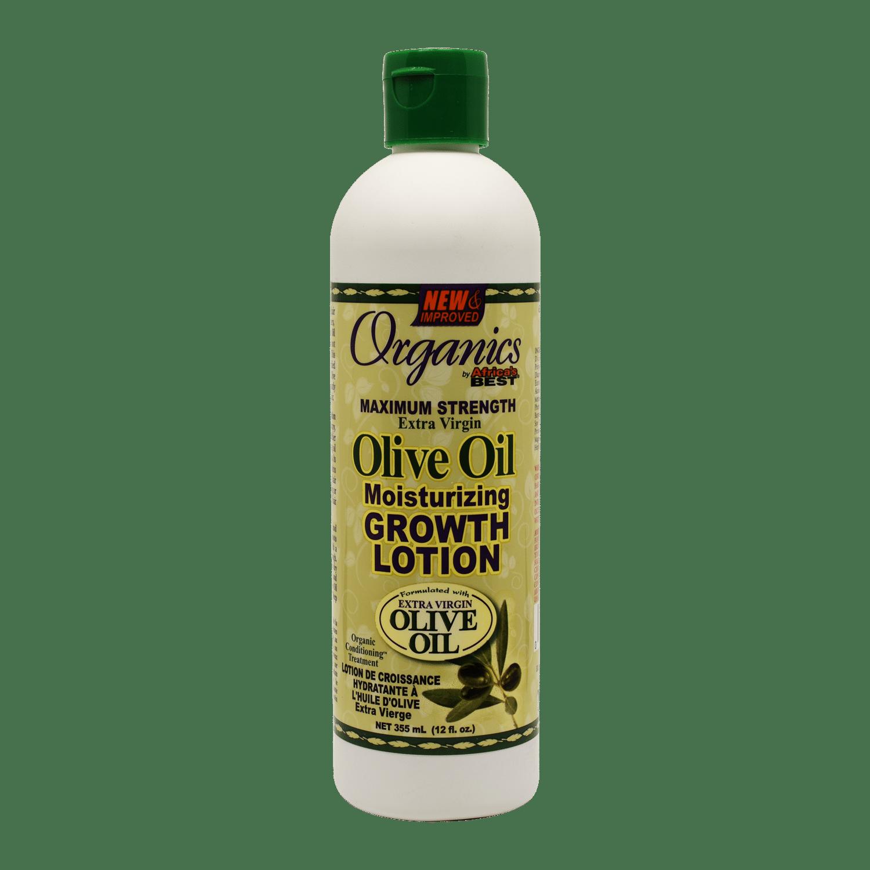 Original Africa's Best Olive Oil Moisturizing Growth Lotion - 355ml