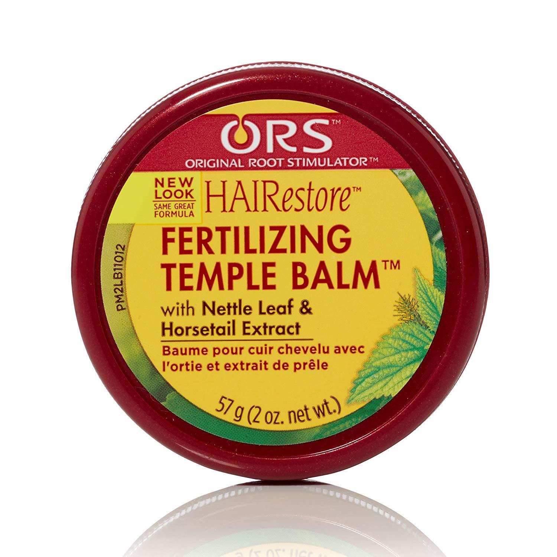 ORS Hairestore Fertilizing Temple Balm - 2oz