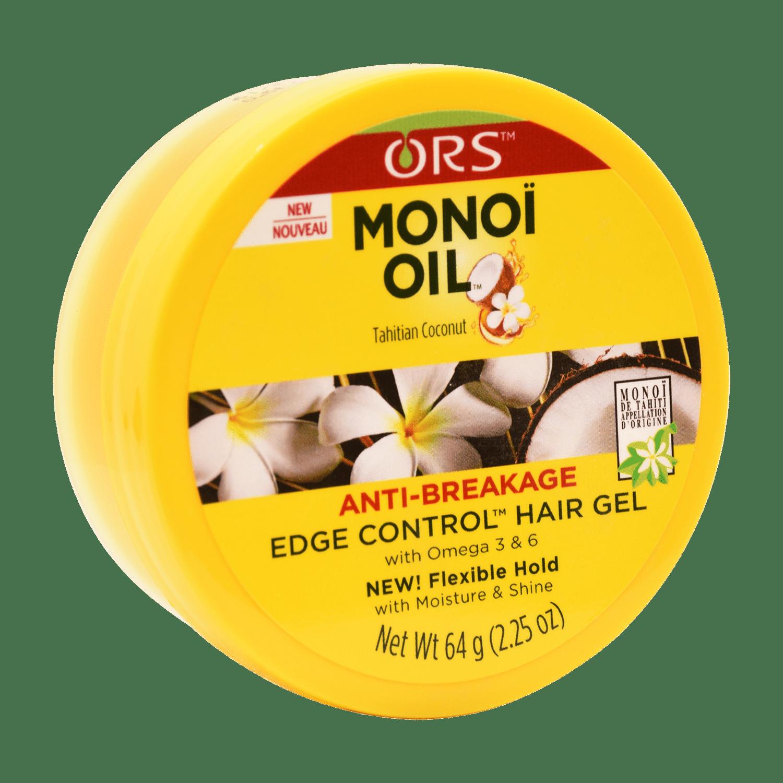ORS Monoi Oil Edge Control Hair Gel - 64g
