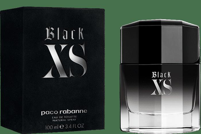 Paco Rabanne Black Xs For Men Eau De Toilette 100ml