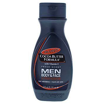 Palmer's Cocoa Butter Men Body & Face Lotion - 250ml